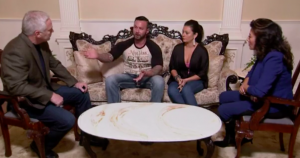 Going in Circles with JWoww and Roger