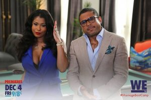 Fighting in Circles - Althea and Benzino of Marriage Boot Camp