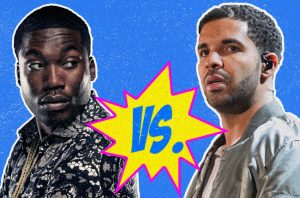 """Drake and Meek Mill - The """"My Junk is Bigger"""" War"""